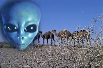 Военные экстрасенсы встречали инопланетян по указанию Горбачева