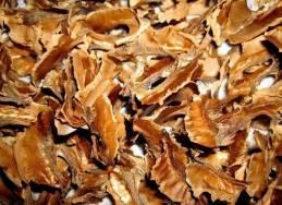перегородки орехов