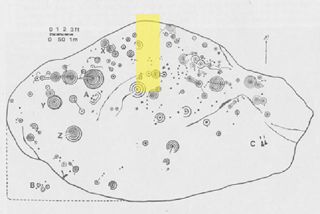 Схема плиты с рисунками