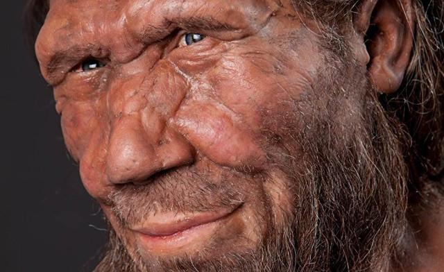 Секс с неандертальцем