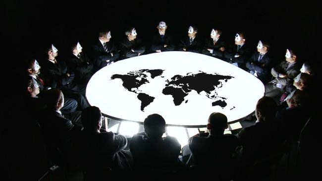 Закулисные правители мира