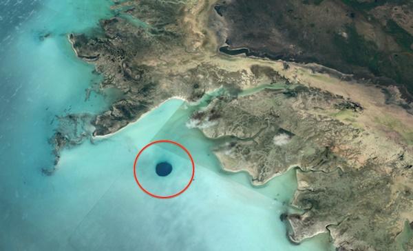 Пришельцы рядом: ученые отыскали наКубе подводную базу инопланетян