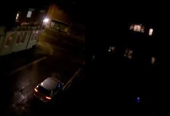 В Ноттингеме ночью 26 марта раздавались странные звуки