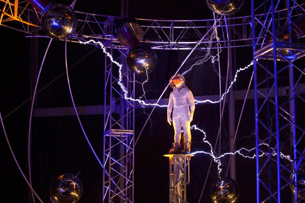 Наследие Теслы. Электричество и безумцы
